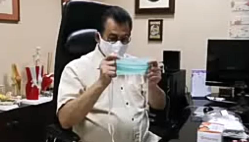 Standarisasi Pemakaian Masker di RSKB Halimun Selama Pandemi Covid-19