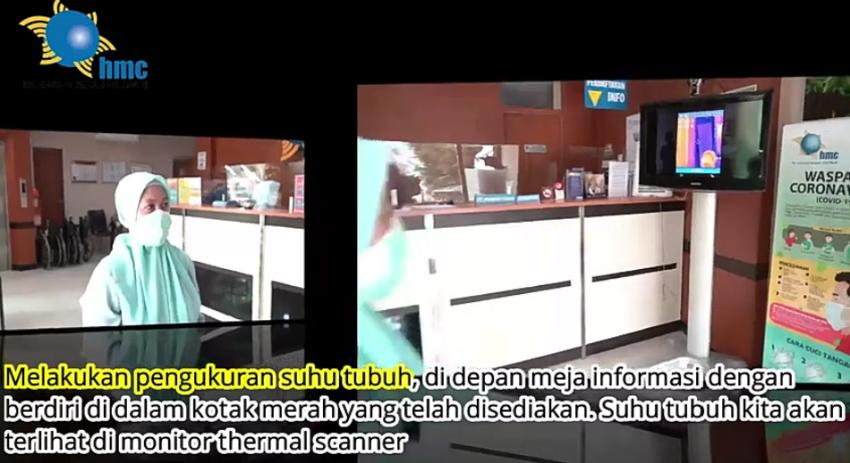 SOP Berkunjung Ke RSKB Halimun Selama Pandemi Covid-19